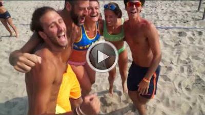 6° Beach Volley Kiklos settembre - 2016