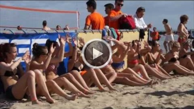 13° Young Volley on the beach - 2013
