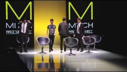 Hair Show Man for Paul Mitchell c/o Cosmoprof 2013