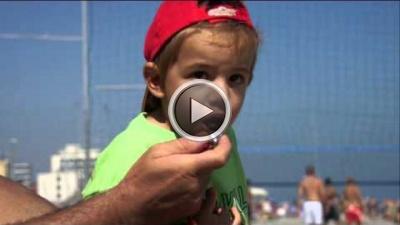 2° Beach Volley Kiklos settembre - 2012