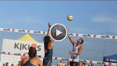 19° Beach Volley Kiklos giugno - 2018