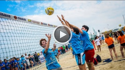18° Young Volley on the beach powered by Cisalfa Sport - 2018