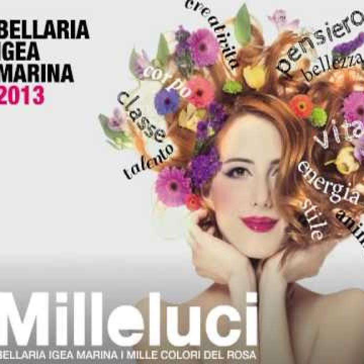 MILLELUCI 2013 BELLARIA IGEA MARINA I MILLE COLORI DEL ROSA