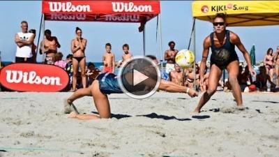 8° Beach Volley Kiklos settembre - 2018