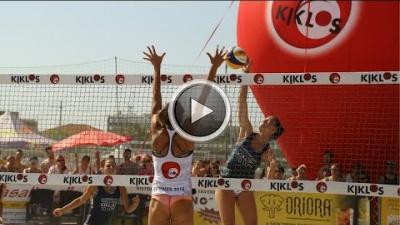 25° Beach Volley Kiklos maggio - 2018