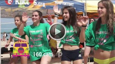 15° Young Volley on the beach - 2015